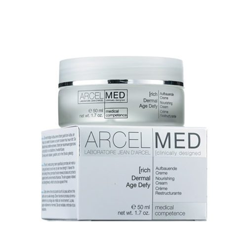 Jean D Arcel, Arcel Med, 24h Pflege, 24 Stunde Creme, oh so pure