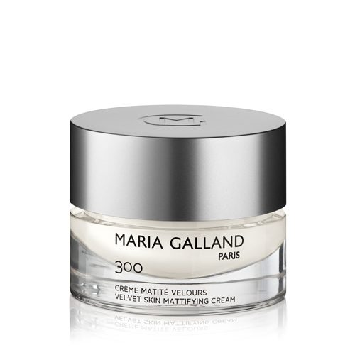 Maria Galland unreine Haut, oh-so-pure