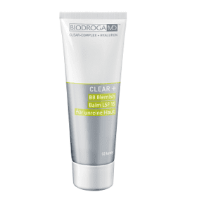 BiodrogaMD BB Blemish Balm LSF15 Clear+ honey 43614 oh-so-pure