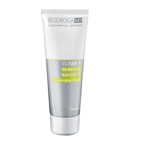 BiodrogaMD BB Blemish Balm sand LSF 15 für unreine Haut Clear+75 ml 43612 oh-so-pure