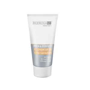Biodroga MD CC Cream für Haut, die zu Rötungen neigt Even&Perfect LSF20 40ml 44096 oh-so-pure