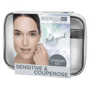 Sensitive Couperose Reiseset Biodroga MD oh-so-pure