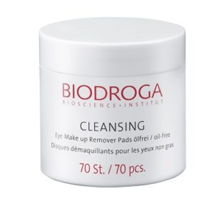 Biodroga Augen Make-up Entferner, Cleansing, oh so pure