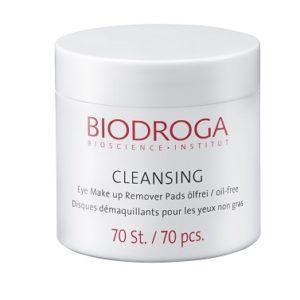 Biodroga Augen Make-up Entferner, Cleansing, oh so pure