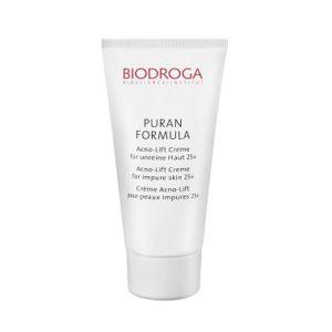 Biodroga Creme für unreine Haut, ab 25 Jahren, oh so pure