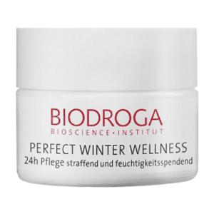 Biodroga Perfect Winter Wellness, 24 Stunden Pflege, straffend und feuchtigkeitsspendend, oh-so-pure