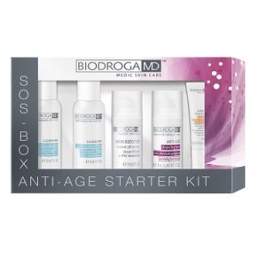Biodroga MD Anti-Age Starter Kit, oh so pure