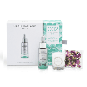 Maria Galland Ultim Boost 002 Coffret, oh so pure