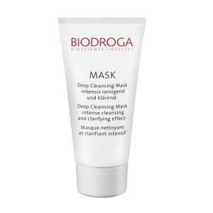 Biodroga Deep Cleansing Mask, oh so pure