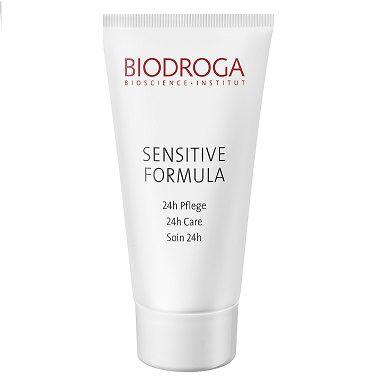 Biodroga 24h Pflege, Sensitive Formula, oh so pure
