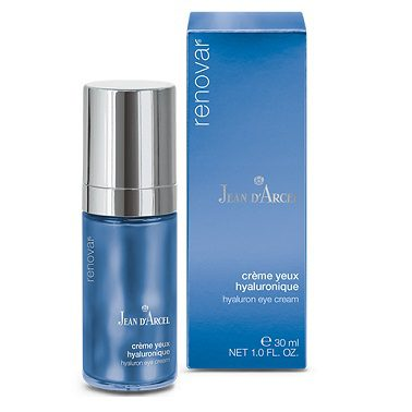 Jean D'Arcel Renovar Creme yeux hyaluronique, oh so pure