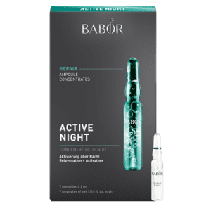 Babor Ampullen Active Night, oh so pure