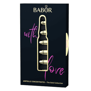 Babor Ampullen With Love, The Gold Collection, oh so pure