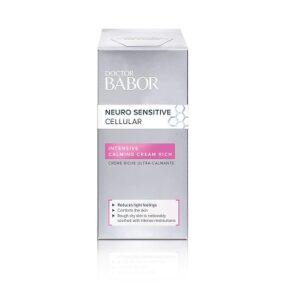 Neuro sensitive Cellular Babor Calming Cream rich, oh so pure