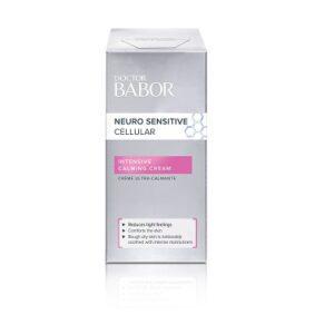 Babor Neuro Sensitive Calming Cream, oh so pure
