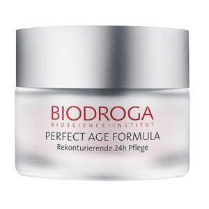 Biodroga Perfect Age formula Rekonturierende 24h Pflege, oh so pure