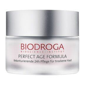 Biodroga 24h Pflege für trockene Haut, 50+, oh so pure