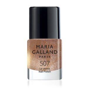 Maria Galland Nagellack bronze, oh so pure