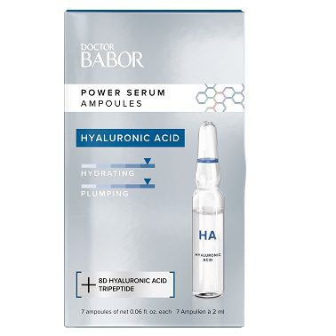 Babor Ampullen Doc Power Serum Hyaluronic Acid, oh so pure